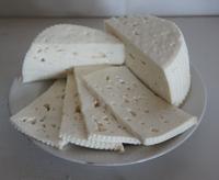 """Молодой Сыр """"Салатный"""" из Козьего молока"""