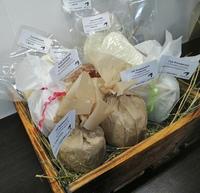 Подарочный набор сыров из Козьего молока