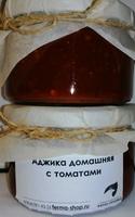 Аджика домашняя с томатами
