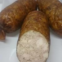 Колбаска из Курочки (варено-рубленная)